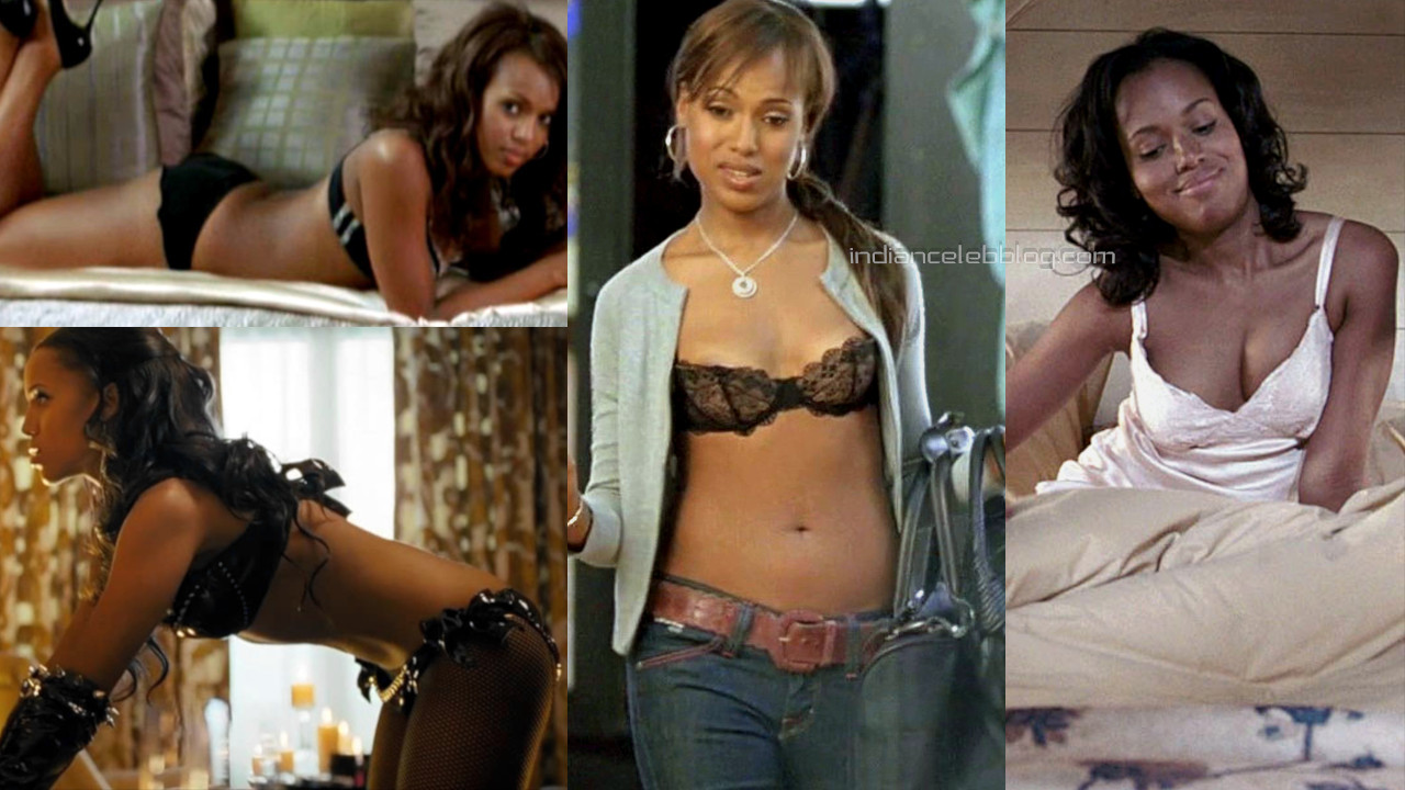 Kerry washington actress hot underwear scenes photos hd screenshots