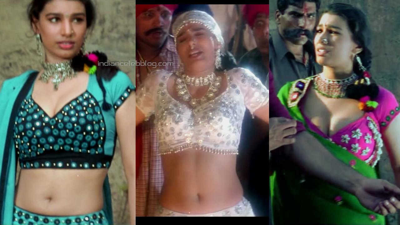 Mink singh Ganga ki kasam movie hot navel cleavage pics hd caps