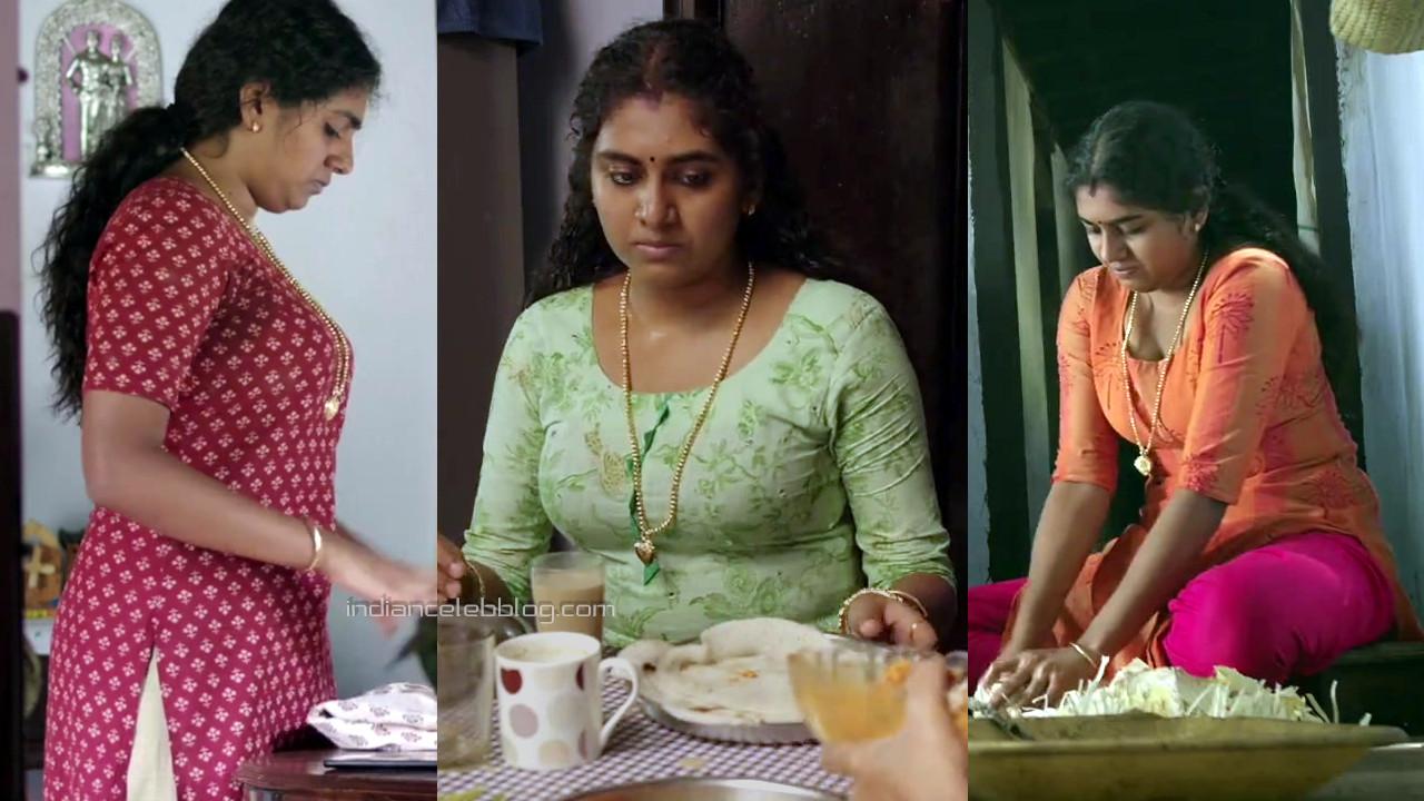 Nimisha sajayan malayalam actress hot pics hd caps