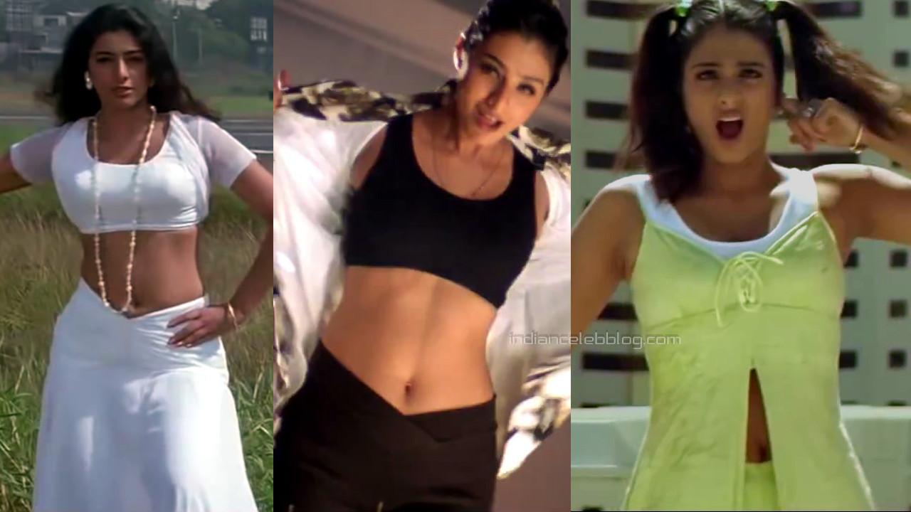 Tabu bollywood film actress hot navel show photos hd caps