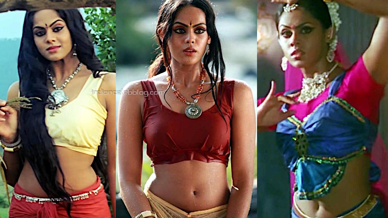 Karthika nair sexy navel show ravi varma movie stills hd caps