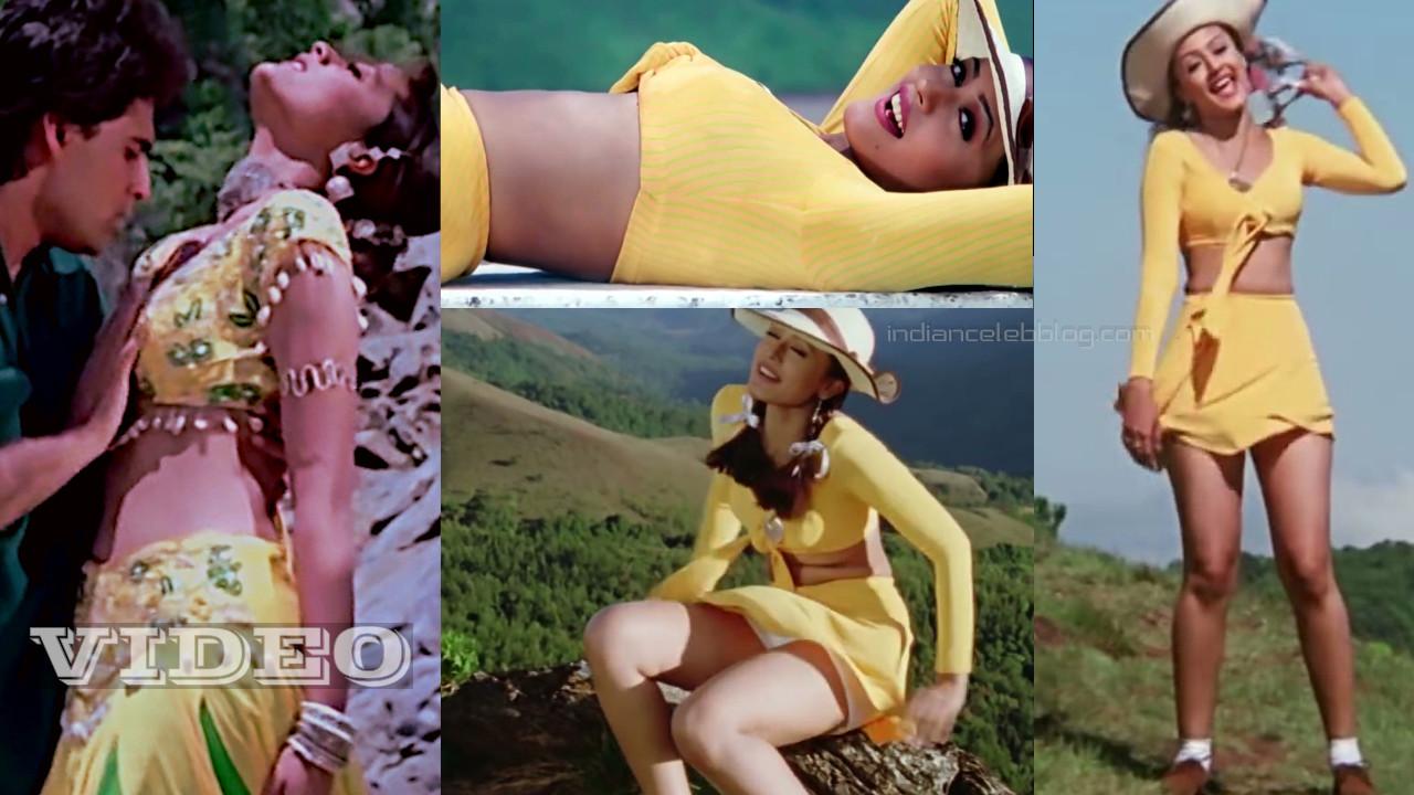 Namrata shirodkar bollywood actress sexy midriff show video mix