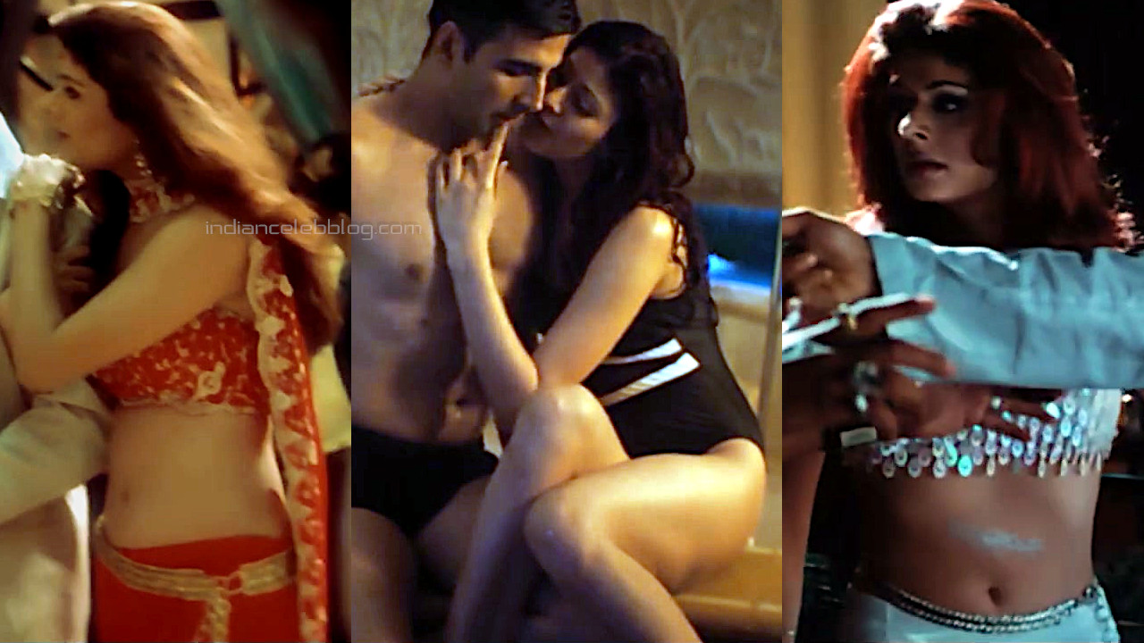 Pooja batra Talaash bollywood movie hot swimsuit photos captures