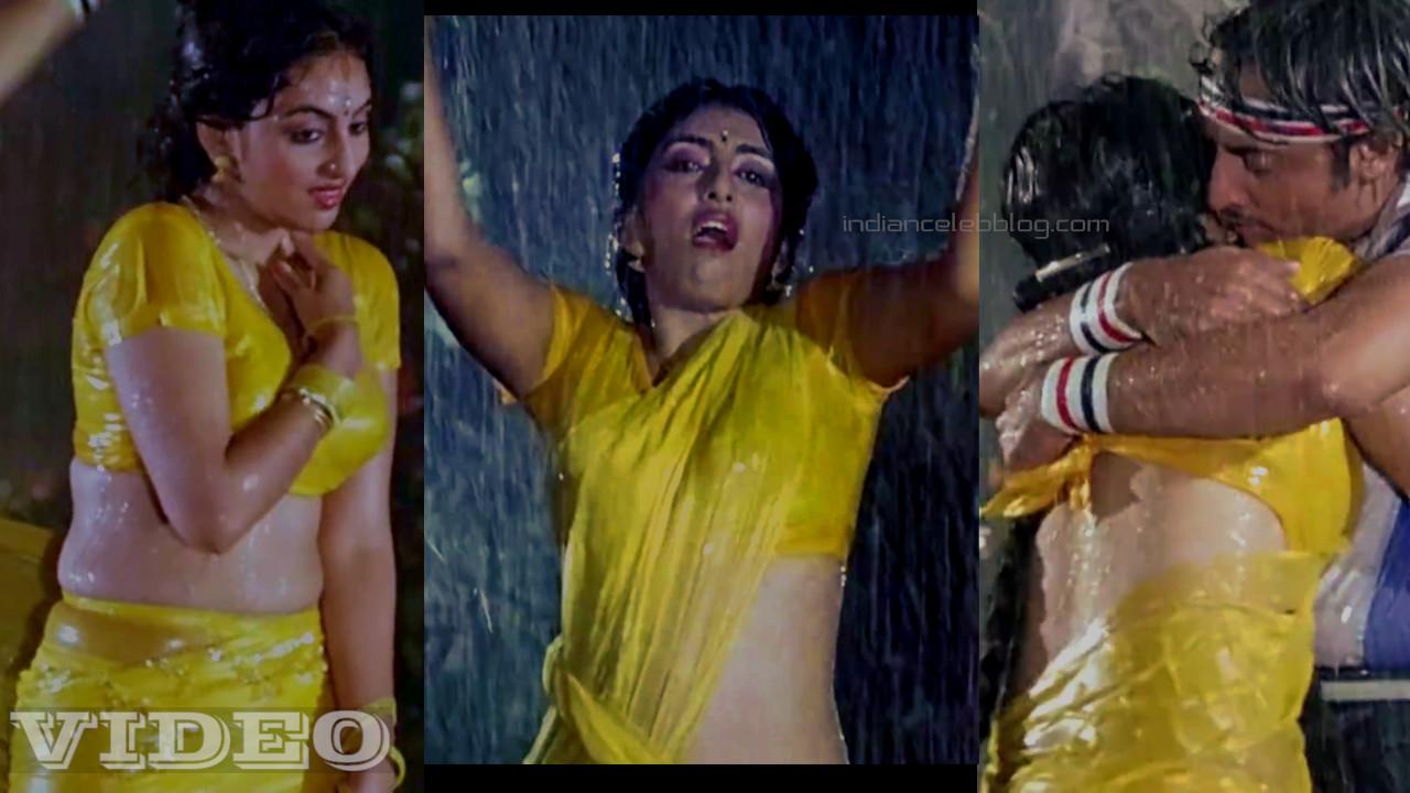 Swapna malayalam actress sexy hindi rain song video caps