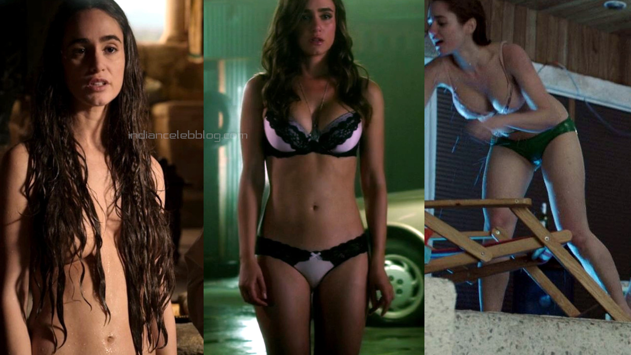 Alicia sanz spanish actress hot lingerie photos hd screenshots