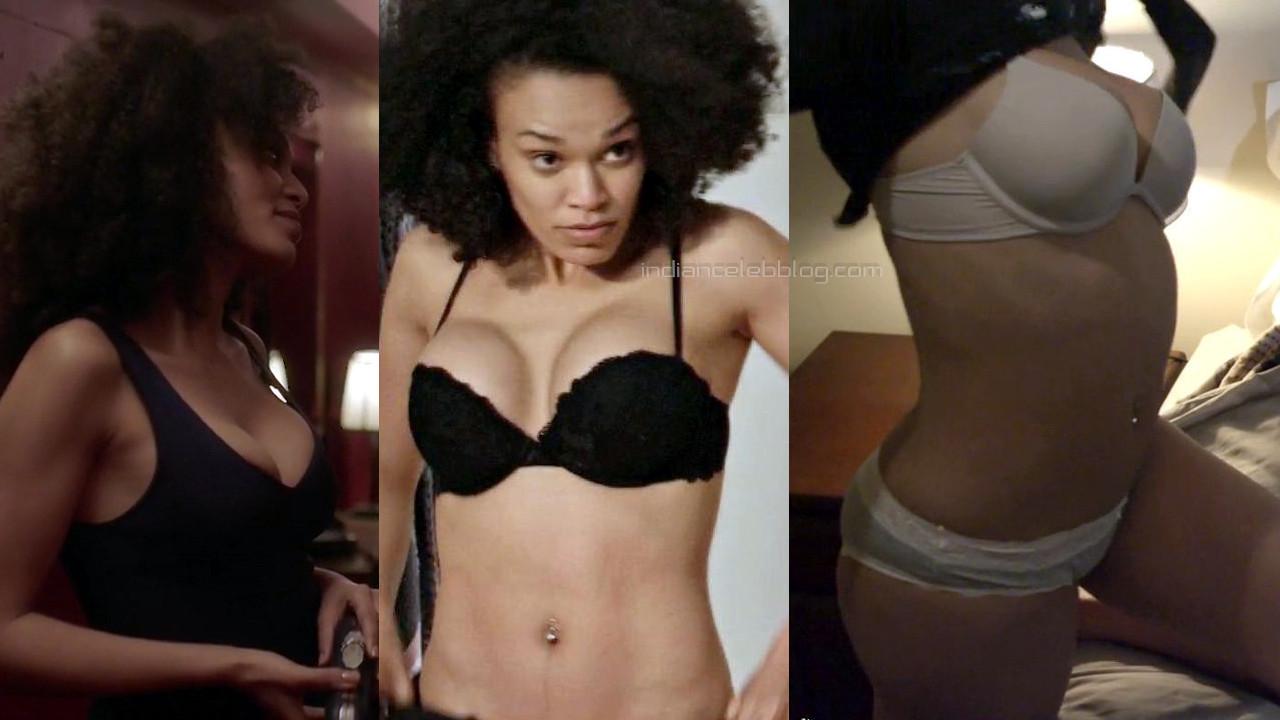 Pearl thusi hollywood celeb sexy underwear photos hd screenshots