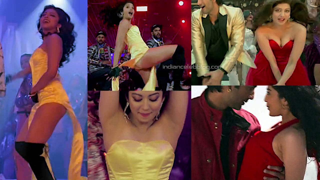 Pranitha subhash hindi movie hungama 2 hot legs upskirt stills hd caps
