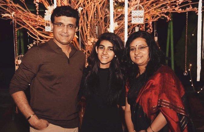 sana-ganguly-family