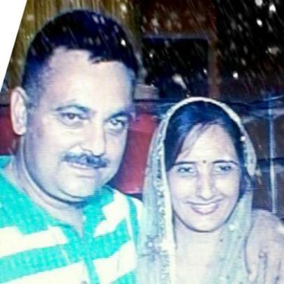 Preksha-Rana-Parents