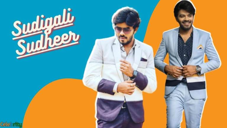 Sudigali Sudheer Wiki, Age, Photos, Wife, Birthday, Net Worth & More