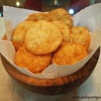 Papdi (Fried Flour Crispies)