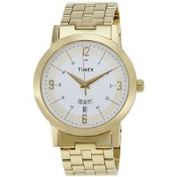 Timex Classics Analog Silver Dial Men's Watch