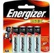 Energizer Max E91BP4 AA Alkaline Battery
