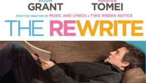THE REWRITE Indian DVD Out Now from RELIANCE