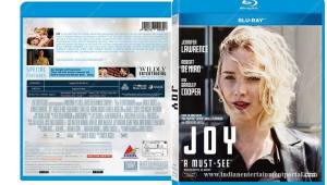JOY Indian Blu-Ray,DVD Released from EXCEL