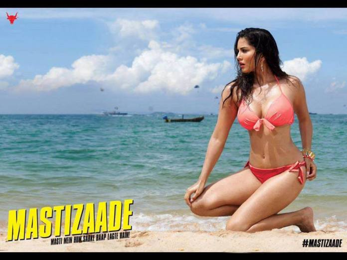 Sunny Leone in Mastizade