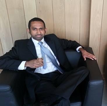 Aswin Sekar (Photo: facebook)