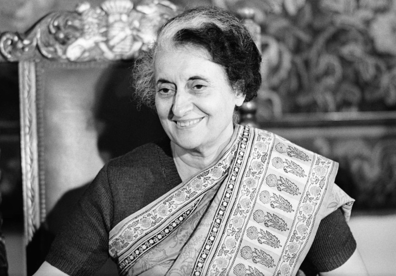 Image result for Indian Prime Minister Indira Gandhi is assassinated