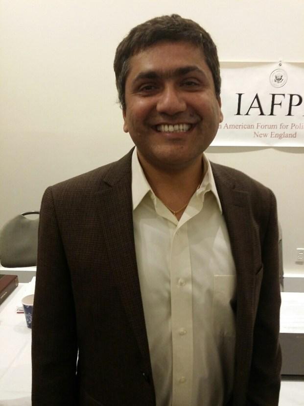Sanjay Kudrimuty