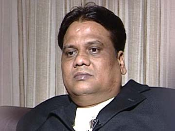 Chhota Rajan (Photo courtesy: NDTV)