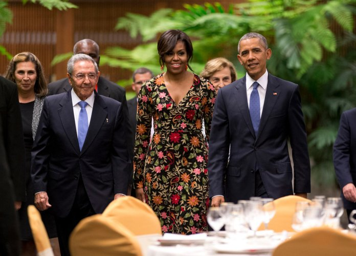 First Lady Michelle Obama (Photo courtesy: AP)