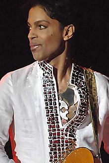 Prince performing in 2008 (Photo: Wikipedia)