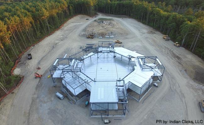 sai-construction progress