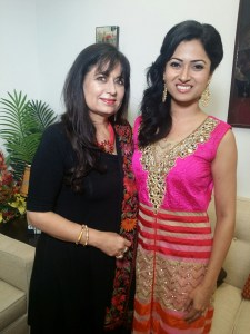 Dreamcathers Host Manju Sheth and Namita Dodwadkar