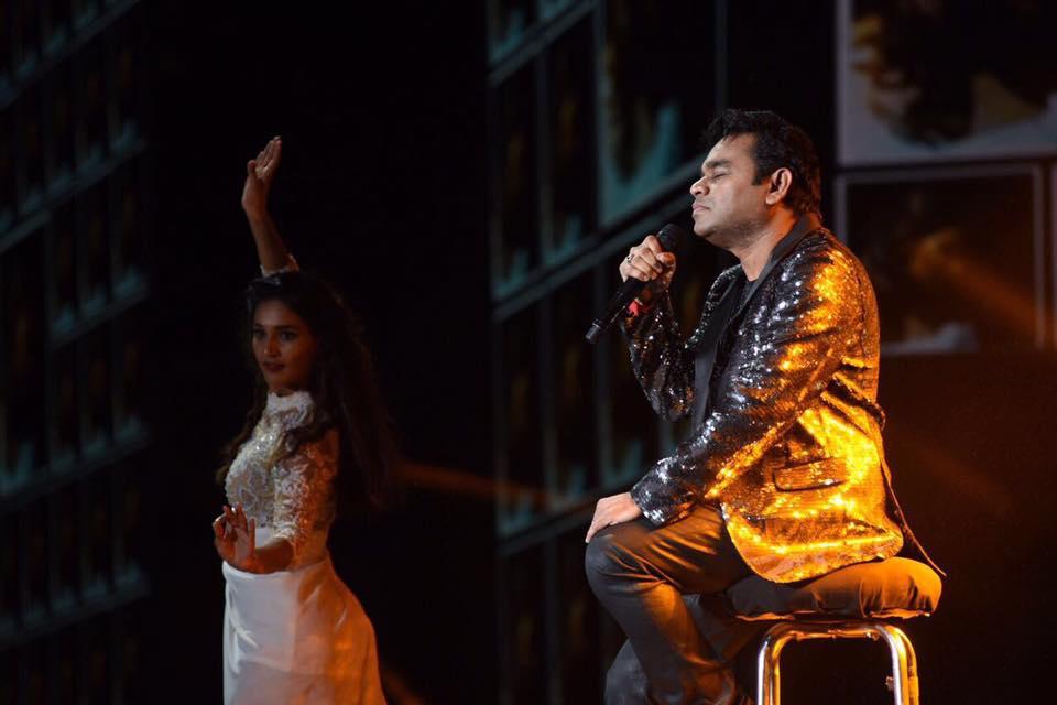Organisers deny language bias in Rahman UK concert