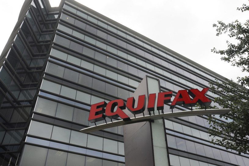 Equifax stock tumbles 14% after credit score hack