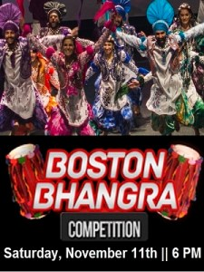 Boston Bhangra Competition 2017 @ Orpheum Theatre | Boston | Massachusetts | United States