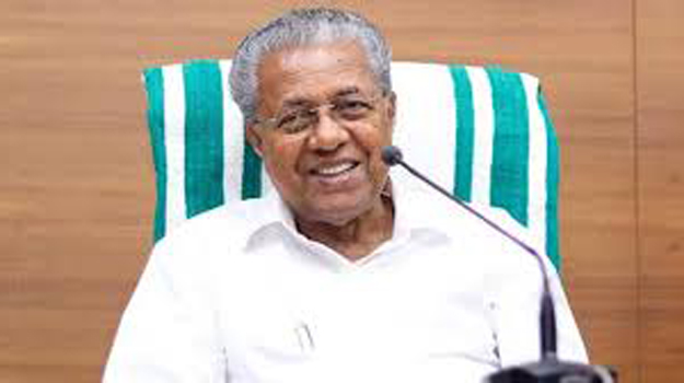 Kerala CM writes to 11 CMs for pressuring Centre on Covid 19 Vaccine