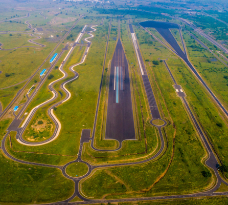 India gets Asia's longest High Speed Track