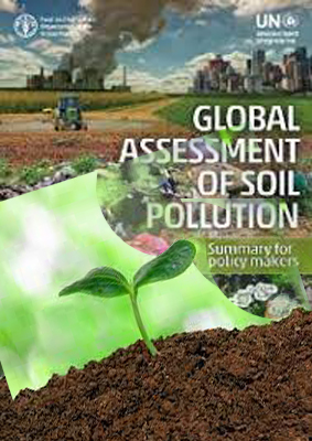World Sees a Much Worsened Soil Pollution, Waste Proliferation