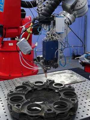 Powders from unused scrape materials for repair of aero-engine components