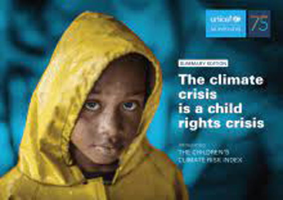 Every child deserves a liveable planet