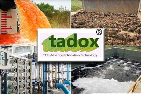 Tadox to bring In Revolution in Waste Water Usage