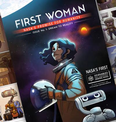 NASA Comes Up With First Digital Novel