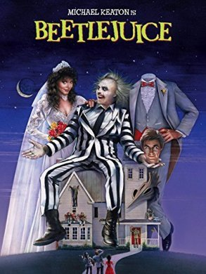 "1988 cult classic ""Beetlejuice"""