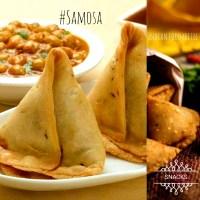15 Samosa Varieties| Samosa Fest | 15 Samosa Recipes including some not-so-familiars! | 4.7/5.0