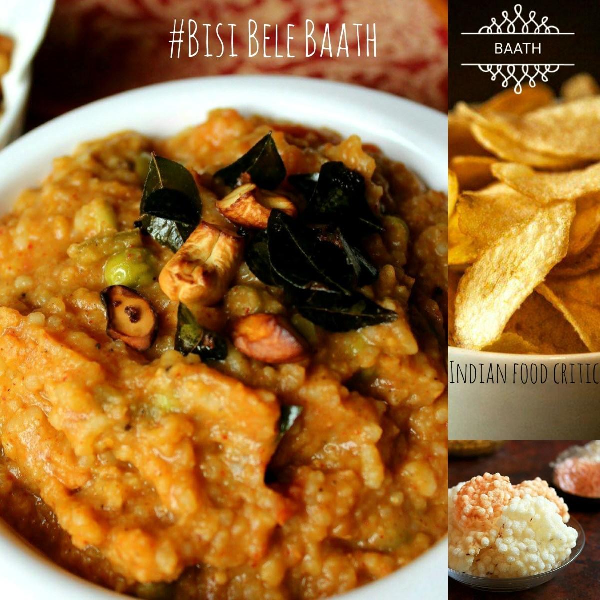 7 Bisi Bele Bath Recipes | Karnataka Style Bisi Bele Bhath | Bisibele Bath | Bisibela Bath | Sambar Rice | 4.6/5.0