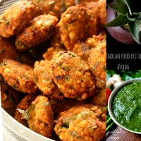17 Vada Varieties | Vada Recipes | Medhu Vada | Masala Vada |  Batata Vada & many more! | 4.7/5.0