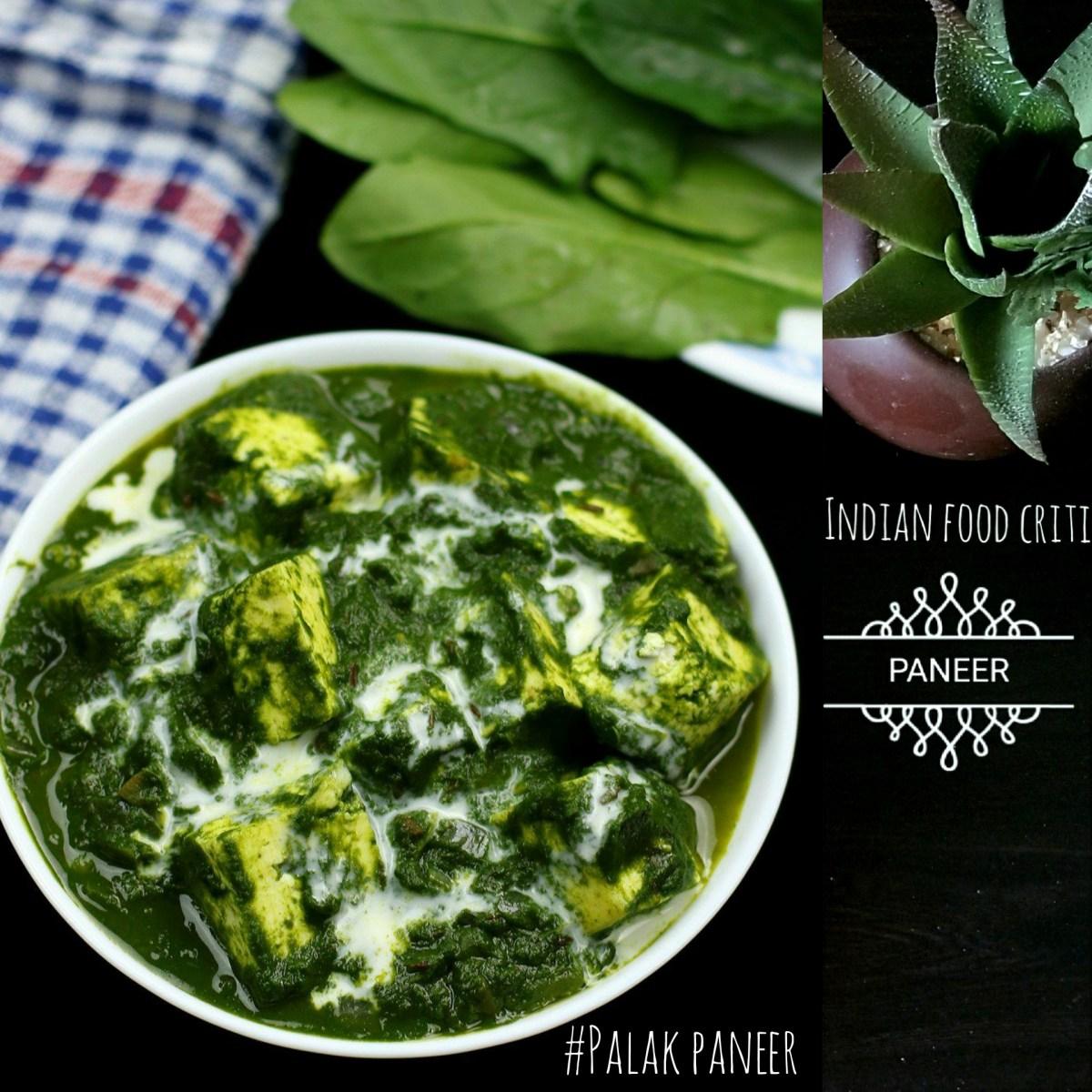 5 Variations of Palak Paneer | Palak Paneer Gravy Restaurant Style | Palak Saag Paneer Recipe | 4.6/5.0