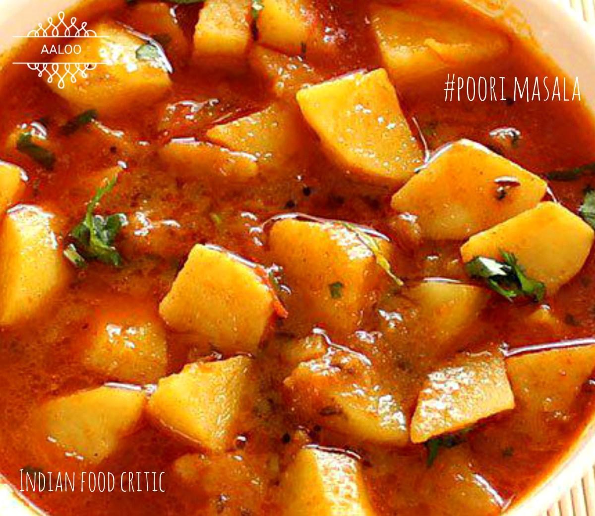 Aaloo Poori Recipe | Shaadi Waale Aloo ki Sabji | Punjabi Aloo Poori Sabji | Bedmi Aloo Recipe | 4.50/5.0