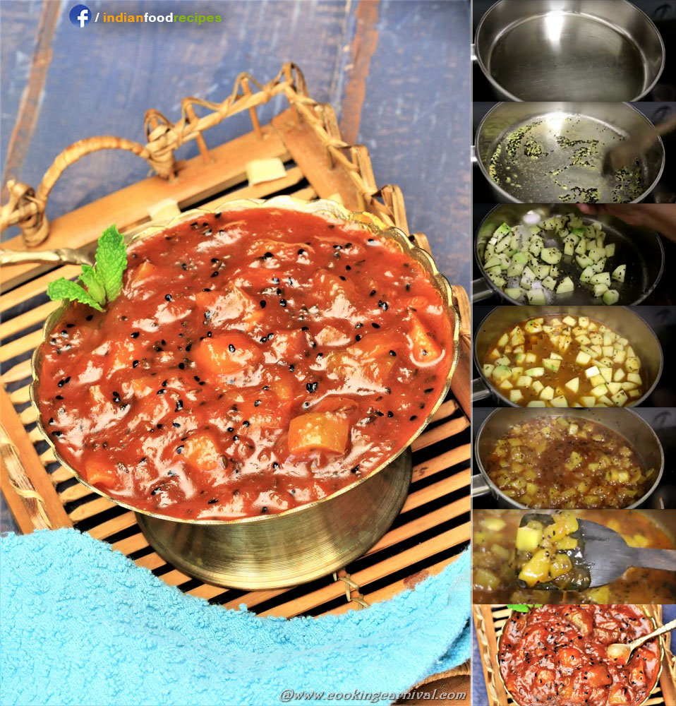 Aam Ki Launji recipe step by step