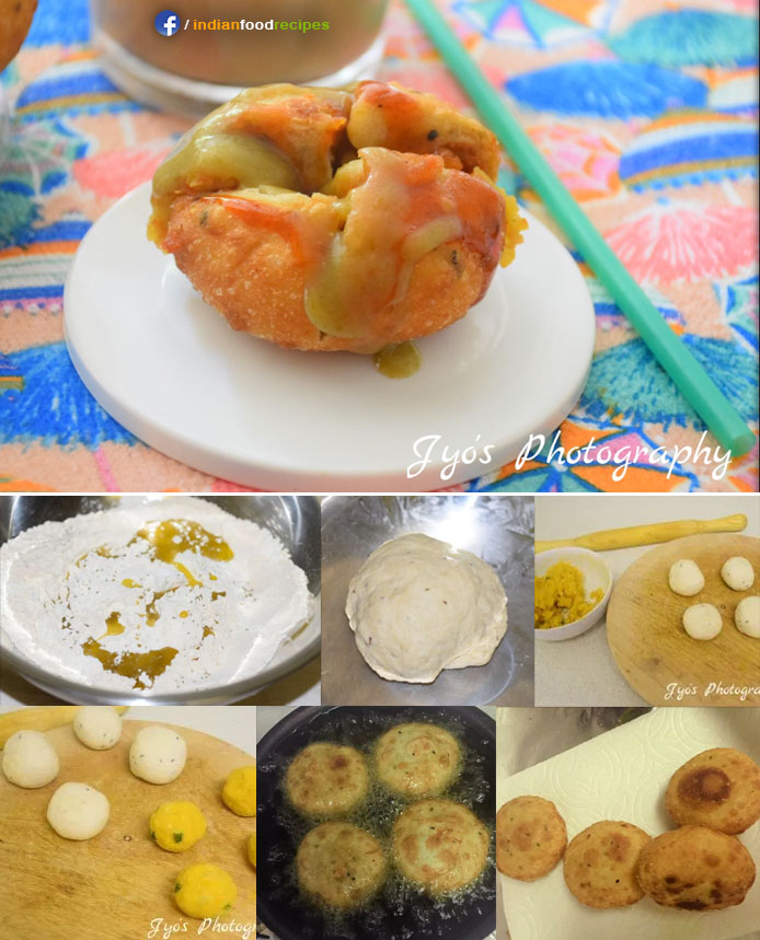 Aloo Kachori recipe step by step