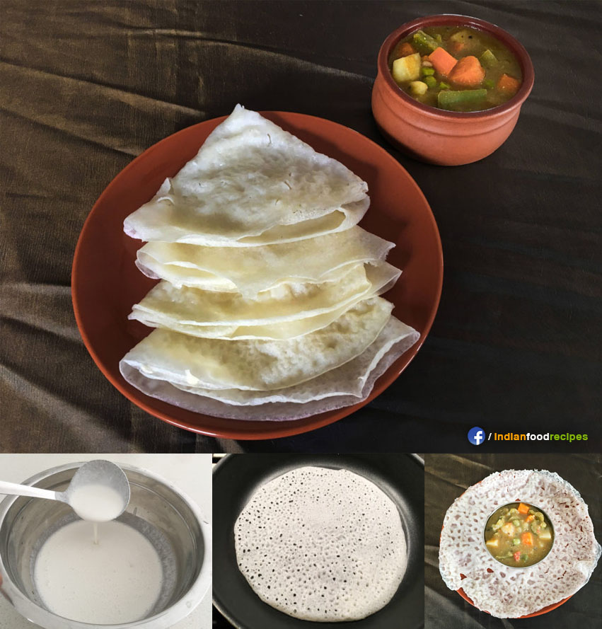 Neer Dose recipe step by step