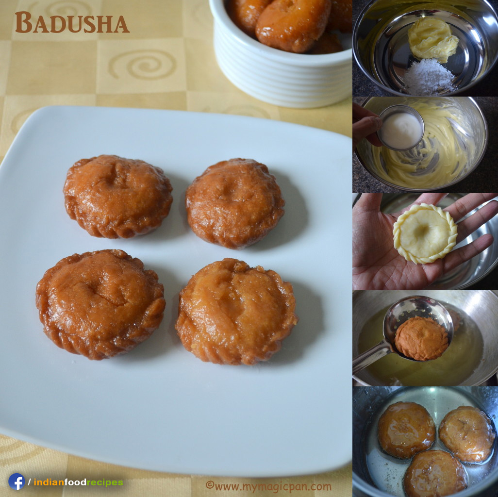 Easy Badusha – Badusha recipe step by step
