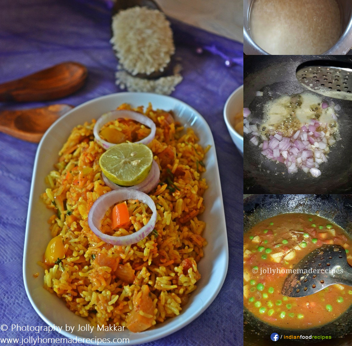 Tawa Pulao Mumbai Style recipe step by step