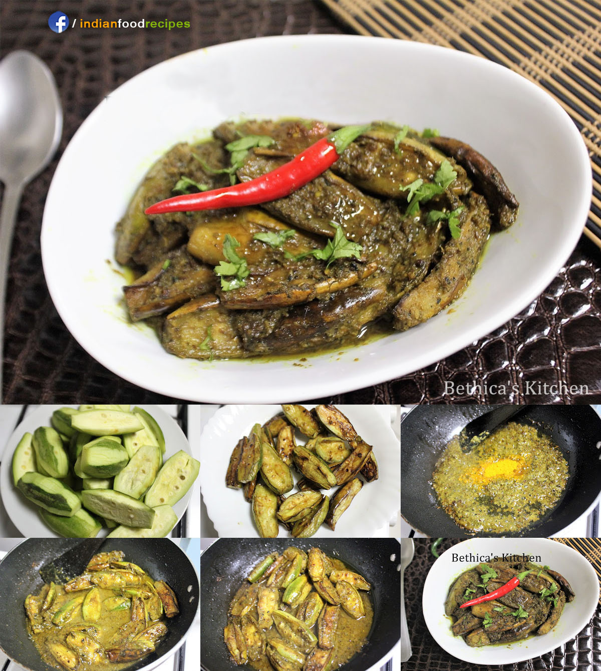 Tel Potol | Parwal Curry | Pointed Gourd Curry – Bengali Style recipe step by step pictures